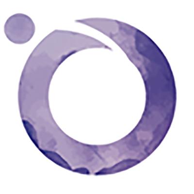 Orbit Print Emblem