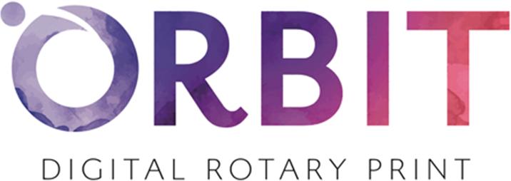 Orbit Print Logo